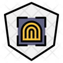 Finger Scan Icon