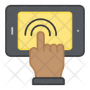 Finger Touch Icon