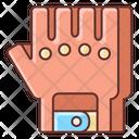 Fingerless Gloves Icon