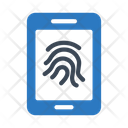 Fingerlock Fingerprint Mobile Icon