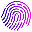 Fingerprint Look Fingerlock Icon