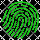 Fingerprint Look Fingerlock Icon