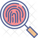 Id Forensic Detective Icon
