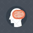Fingerprint Personality Unique Icon