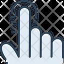 Fingerprint Identity Finger Icon