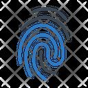 Identity Thumb Protection Icon