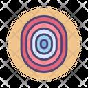 Ifingerprint Fingerprint Security Icon