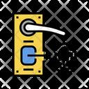 Fingerprint Security System Icon