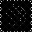 Fingerprint Security Scan Icon