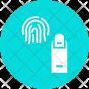 Fingerprint Id Finger Icon