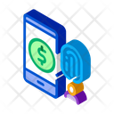Fingerprint Access To Icon