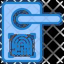 Fingerprint Door Lock Smart Door Lock Smart Key Icon