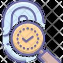 Fingerprint Identity Icon