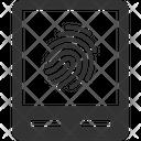 Fingerprint Lock Fingerprint Scan Scan Icon
