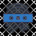Password Code Security Icon