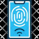 M Fingerprint Fingerprint Lock Fingerprint Icon