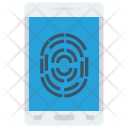 Finger Lock Phone Icon