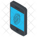 Fingerprint Lock Screen Lock Mobile Lock Icon