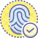 Fingerprint Matched Icon