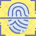 Fingerprint Scanner Fingerprint Scanner Icon