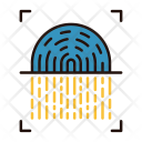 Fingerprint Scanner Icon