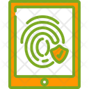 Fingerprint Scanner Icon