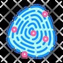 Fingerprinting Icon