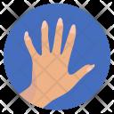 Fingers Icon
