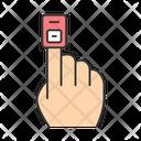 Blood Pressure Monitor Icon