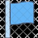 Finish Flag Sport Icon