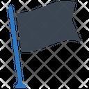 Finish Flag Milestone Icon