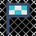 Flag Start Finish Icon