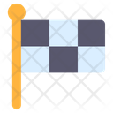 Finish Flag Flag Sport Icon