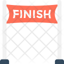 Finish Point Sports Icon