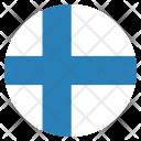 Finland Finnish National Icon