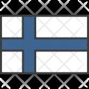 Finland Finnish European Icon