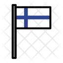 Country Finland Flag Icon