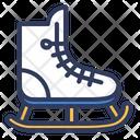 Finland Skate Winter Icon