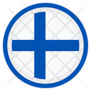 Finland Country National Icon