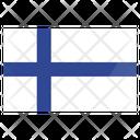 Finland International Nation Icon