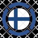 Finland Icon