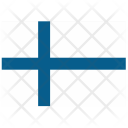 Finland Country Flag Icon
