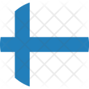 Finland Flag World Icon