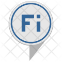 Finland Place Pointer Icon