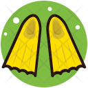 Silifins Swimming Accessory Icon