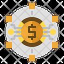 Fintech Data Icon