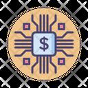 Mfintech Industry Fintech Industry Finance Icon