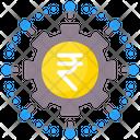 Fintech Management Icon