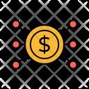 Fintech Technology Financial Technology Finance Icon