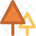Fir Tree Forest Icon
